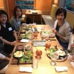「繋がる」関西にて、メルマガ読者様限定ディナー会