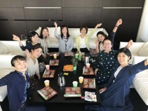 2020年1月、東京『断捨離®めぐる実践3回コース』