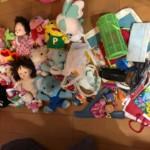 口先だけでも・・「子供におもちゃを捨てさせるには?」